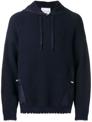 Closed x F. Girbaud hooded jumper