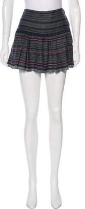 Isabel Marant Linen Mini Skirt