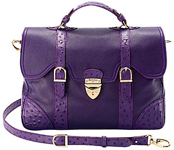 Aspinal of London Mollie Satchel Handbag