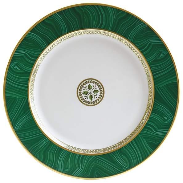 Bernardaud Constance Malachite Service Plate