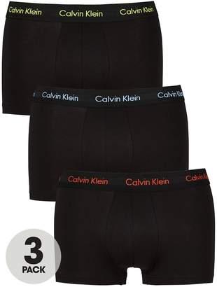 Calvin Klein Low Rise Trunk - ShopStyle UK dc521bf90b75a