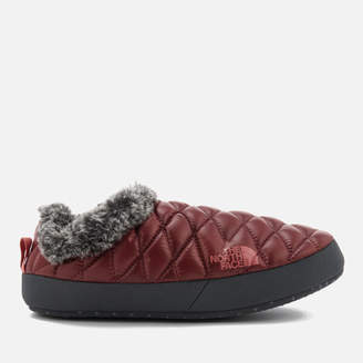 The North Face Women's Thermoball® Tent Mule Faux Fur IV Slippers