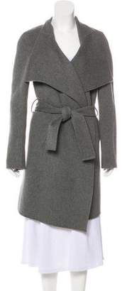 Joseph Wool & Cashmere Belted Coat