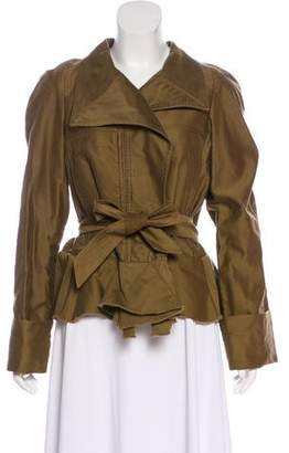 Isabel Marant Collared Casual Jacket