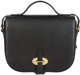Mulberry Flip Lock Shoulder Bag