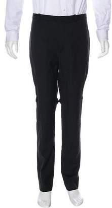 3.1 Phillip Lim Flat Front Wool Pants