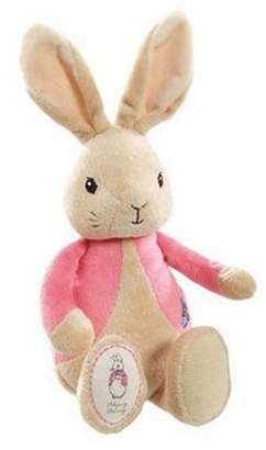 Beatrix Potter Peter Rabbit My First Flopsy Plush