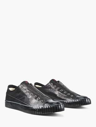 John Varvatos Laceless Low Top