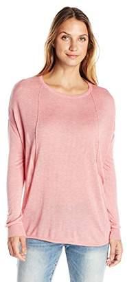 Bench Women's Canvass Lonng Sleeve Sweater