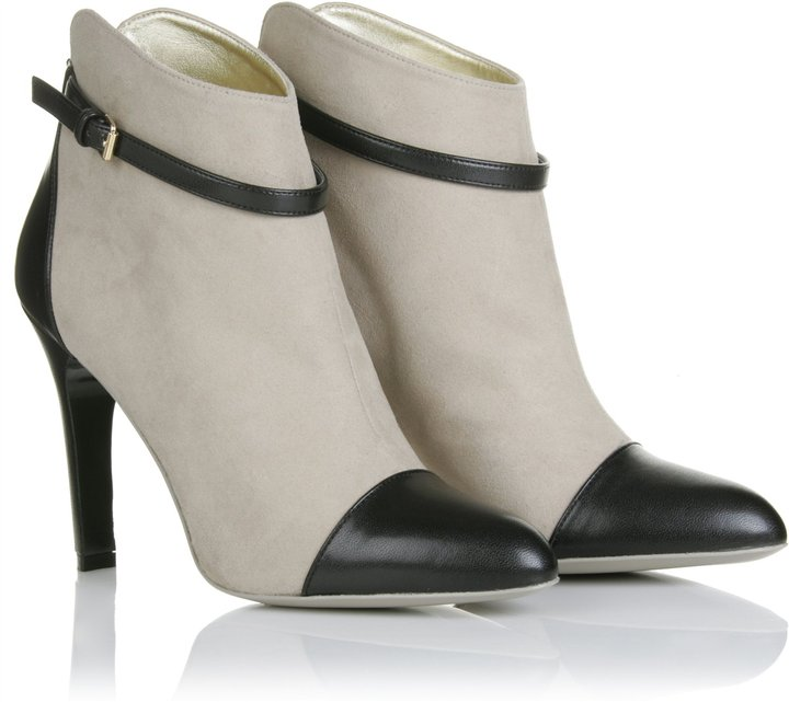 Stella Mccartney Strappy Detail Booties