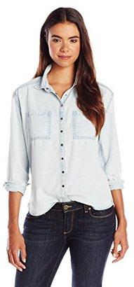 Buffalo David Bitton Women's Tegan Shirt $19.99 thestylecure.com