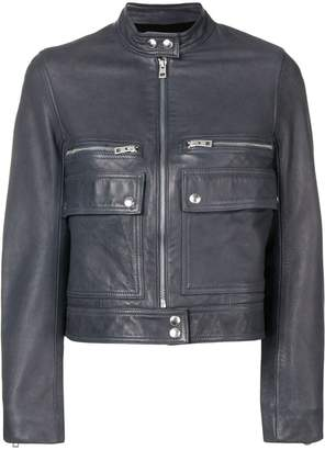 Zadig & Voltaire Zadig&Voltaire Love Cuir leather jacket