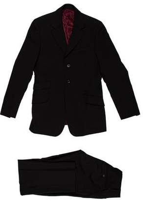 Dolce & Gabbana Virgin Wool Suit