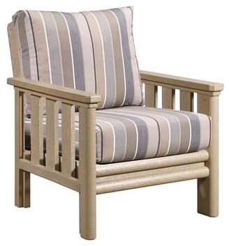 CR Plastic Stratford Club Chair