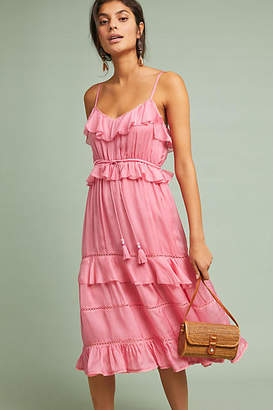 Love Sam Cassatt Ruffled Dress