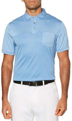PGA Tour TOUR Mens Short Sleeve Polo Shirt