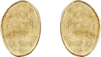 Marco Bicego Lunaria Gold Small Stud Earrings