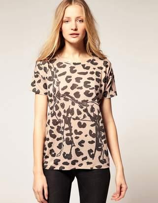 Whistles Grace Giraffe T-Shirt