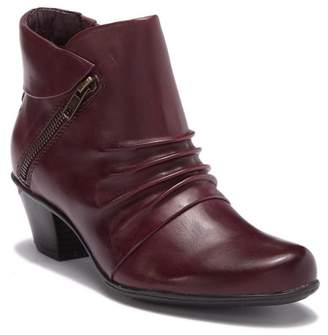 Earth Pegasus Leather Bootie