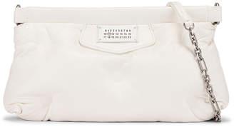 Maison Margiela Glam Slam Bag in White | FWRD