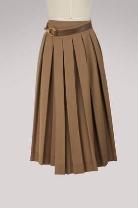 Celine Wrap skirt