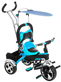 Lil' Rider 2-in-1 Convertible Stroller Tricycle