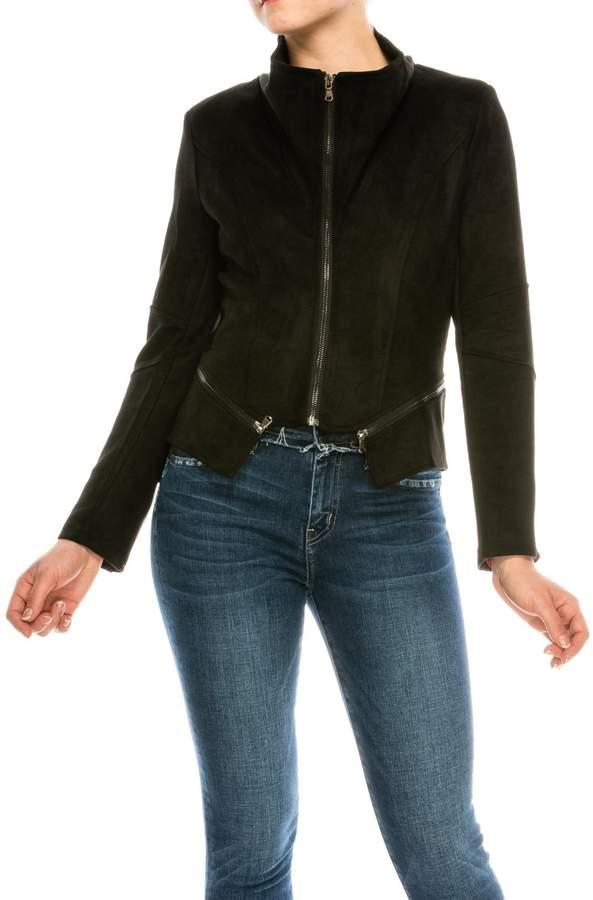 MICHEL Zip-Up Jacket