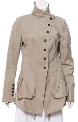 Pauw Structured Asymmetrical Blazer