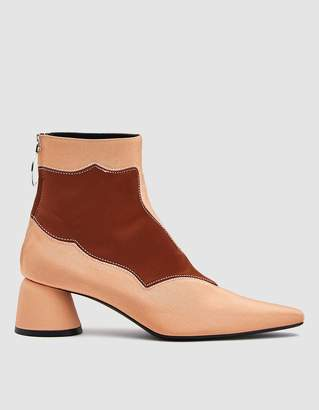 Ellery Pointed Panel Boot