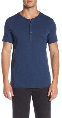 Theory Strato Arlee Short Sleeve Shirt