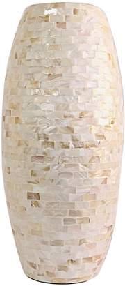 Mother of Pearl Mes Homewares Vase