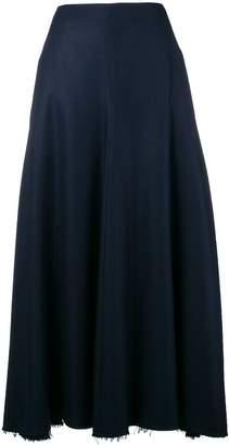 Golden Goose long flared skirt