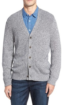 Men's Big & Tall Tommy Bahama Cool Azul Fisherman Cardigan $178 thestylecure.com