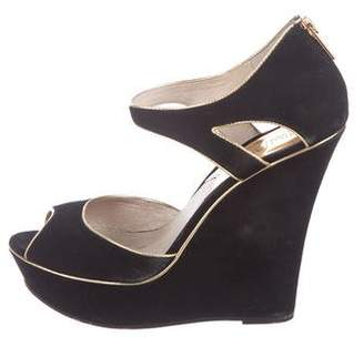 31b922a75a59 MICHAEL Michael Kors Platform Wedge Sandals