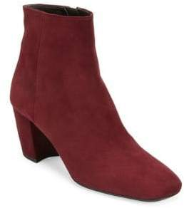 Prada Block Heel Booties
