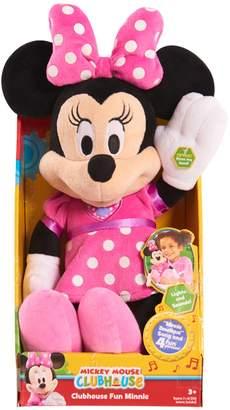 Disney Disney's Mickey Mouse Clubhouse Fun Minnie Plush