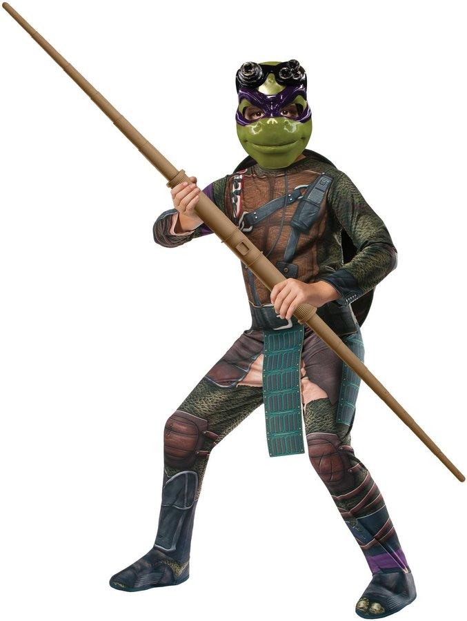 Rubies Teenage Mutant Ninja Turtles Donatello - Small (4-6)
