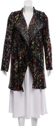 BA&SH Knit Long Sleeve Jacket