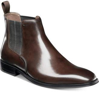 Florsheim Men's Beat Plain-Toe Chelsea Gore Boots
