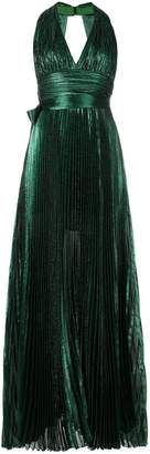 Elie Saab plunge dress