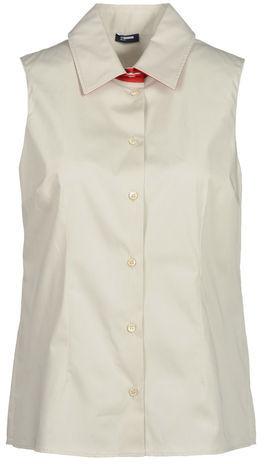 Jil Sander NAVY Sleeveless shirt