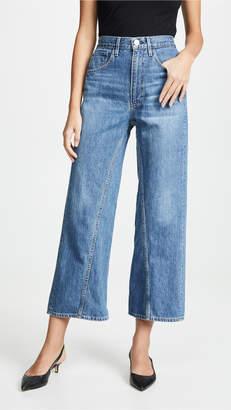 3x1 Aimee Wide Leg Jeans