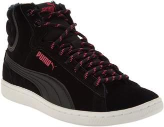 7b3408a71cf8 Puma Hightop Sneakers - Vikky Mid Corduroy