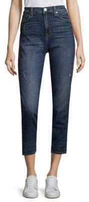 Zoey Side Stripe Jeans