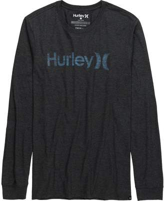 Hurley One & Only Push Through Long-Sleeve T-Shirt - Men's