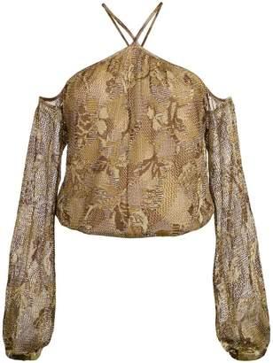 Cecilia Prado Mariam tricot blouse