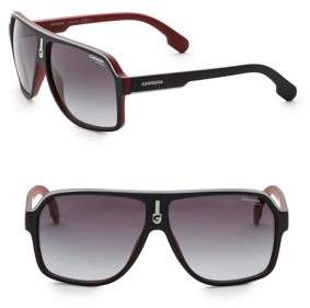 Carrera 62 MM Pilot Sunglasses