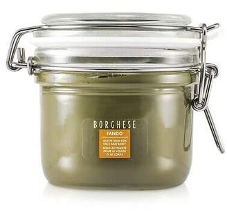 Borghese NEW Fango Active Mud Face & Body (Jar) 212g Womens Skin Care