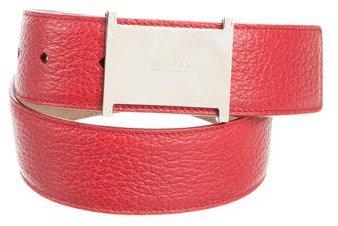 Jimmy ChooJimmy Choo Leather Waist Belt
