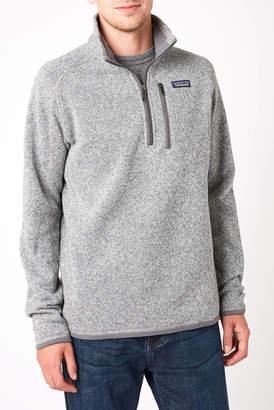 Patagonia Better 1/4 Zip Sweater